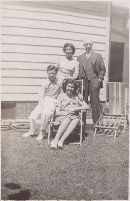 1939 Sackett family