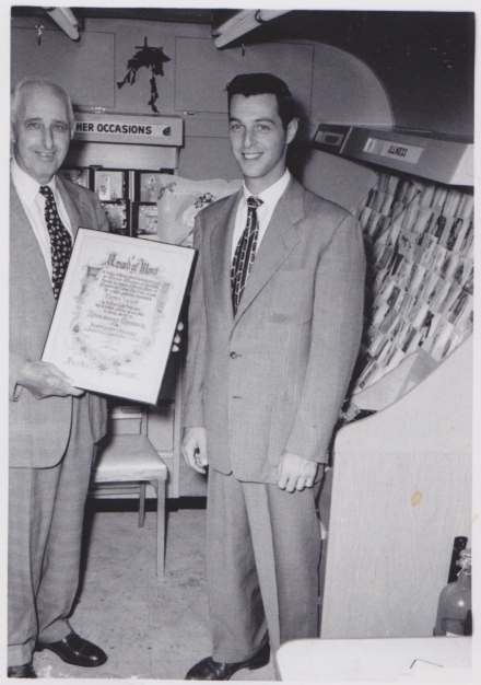 1953 Morris and Herbert